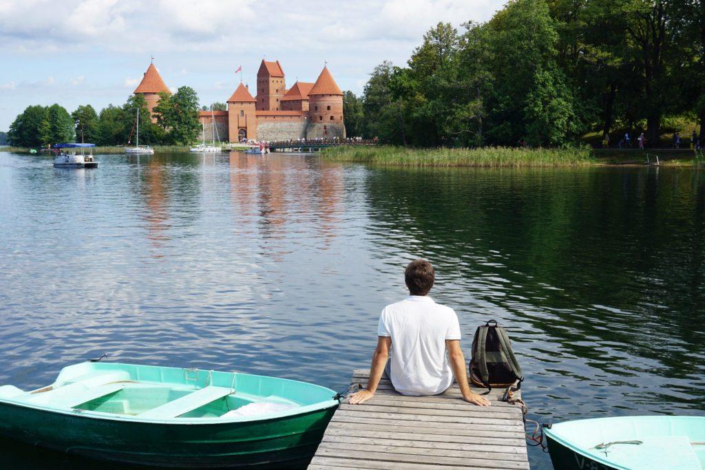 ¿Cómo llegar al castillo de Trakai desde Vilnius?
