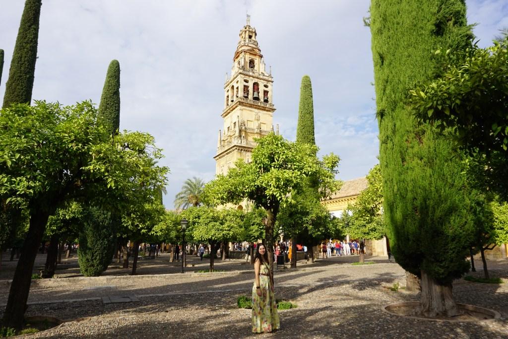 Patio de los naranjos, Córdoba