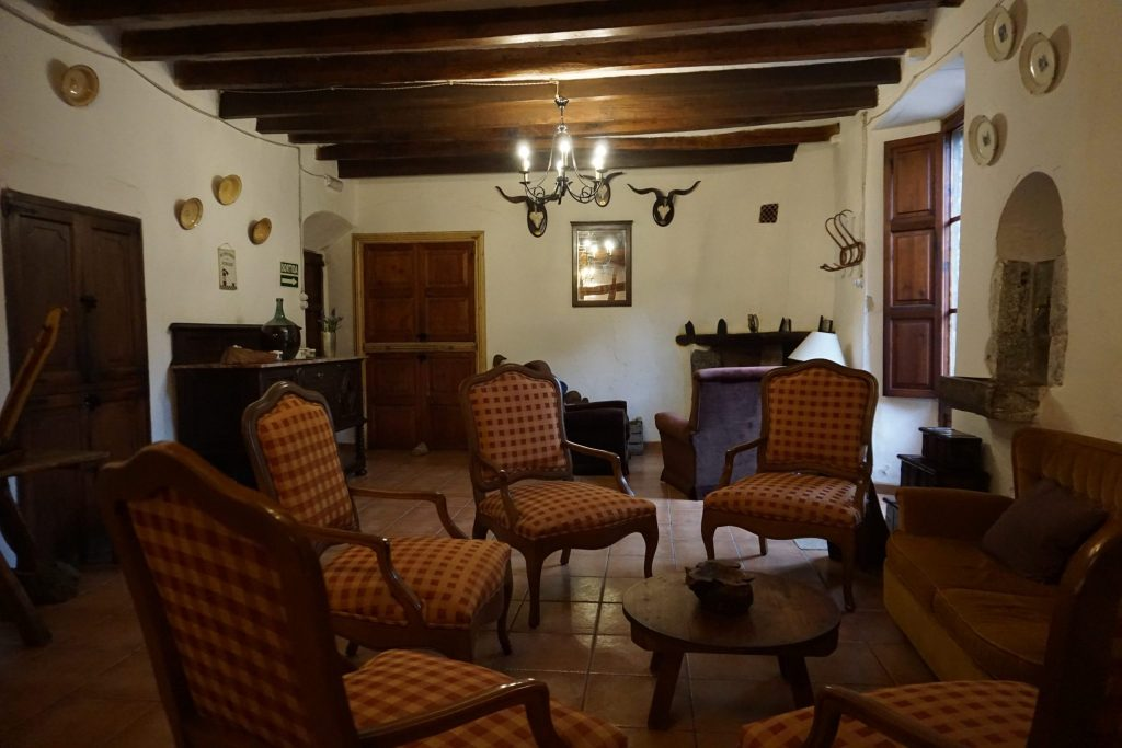 Sala de estar Balitx d'Avall