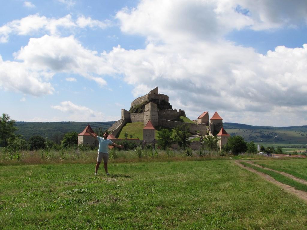 Fortaleza de Rupea, Rumania