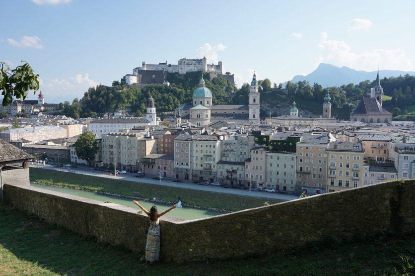 Salzurgo en un día ¿Qué ver en Salzburgo?