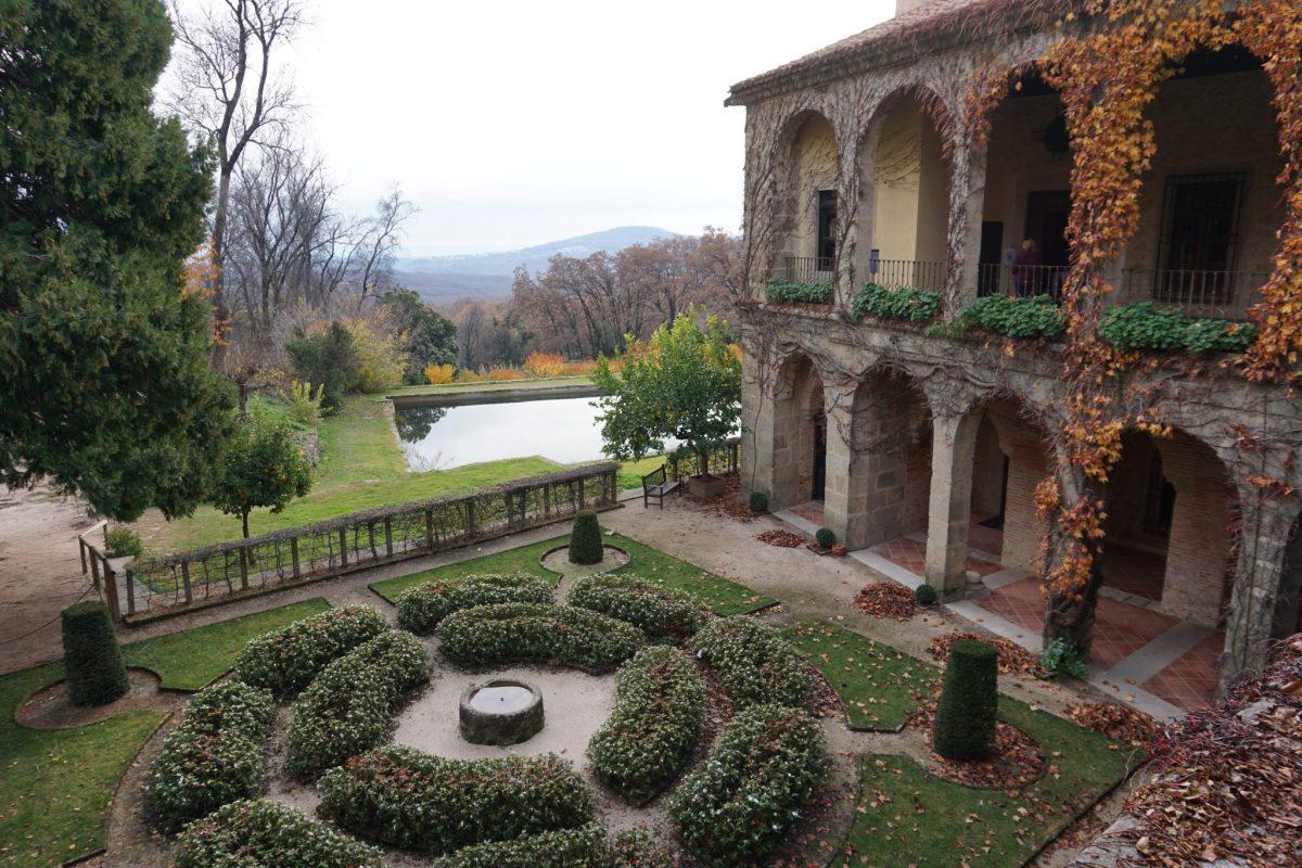 Visita al Monasterio de Yuste