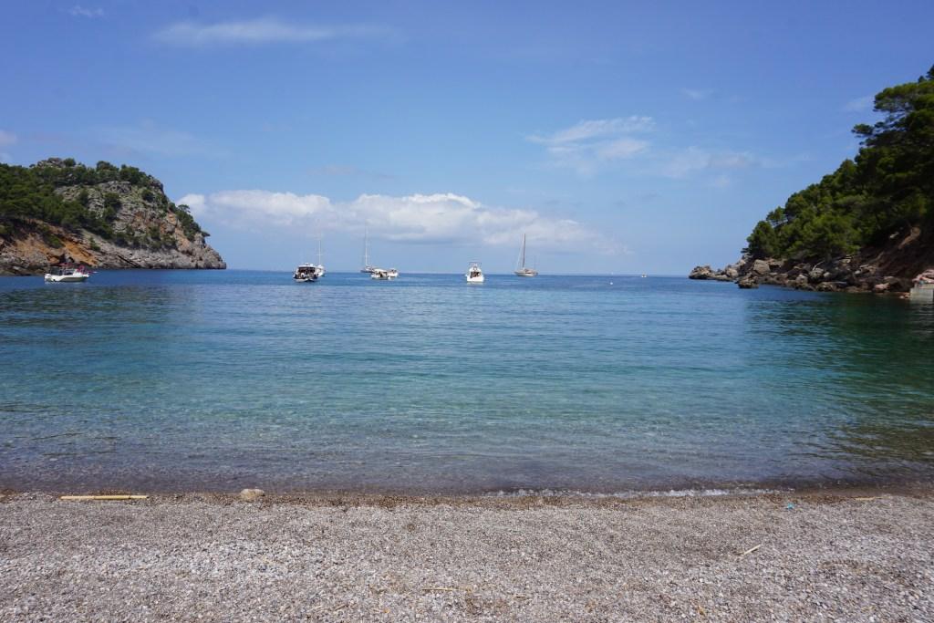 Calas del norte de Mallorca