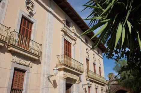 Palacio de Aiamans, Lloseta