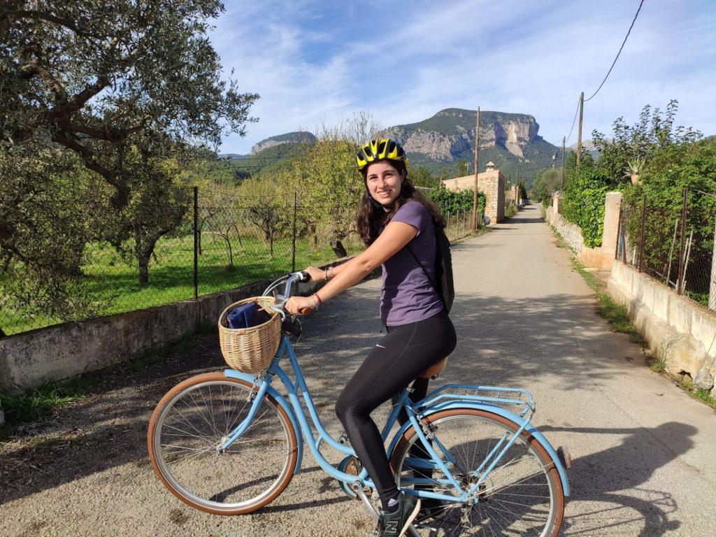 Paseo en bici por Lloseta