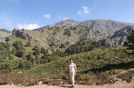 Excursión finca de Galatzó. Mirador de Ses Sínies