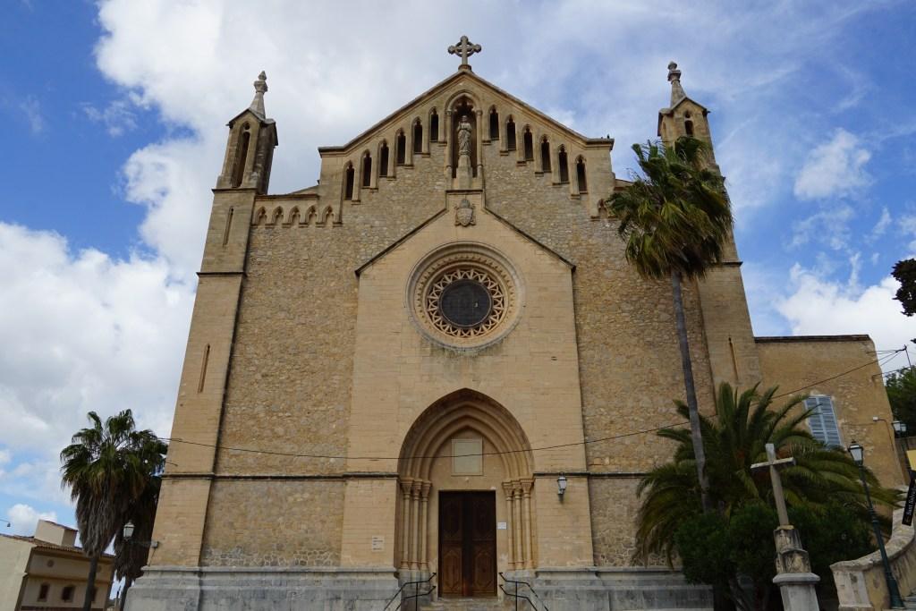 Iglesia de Transfiguración del Señor, Artá
