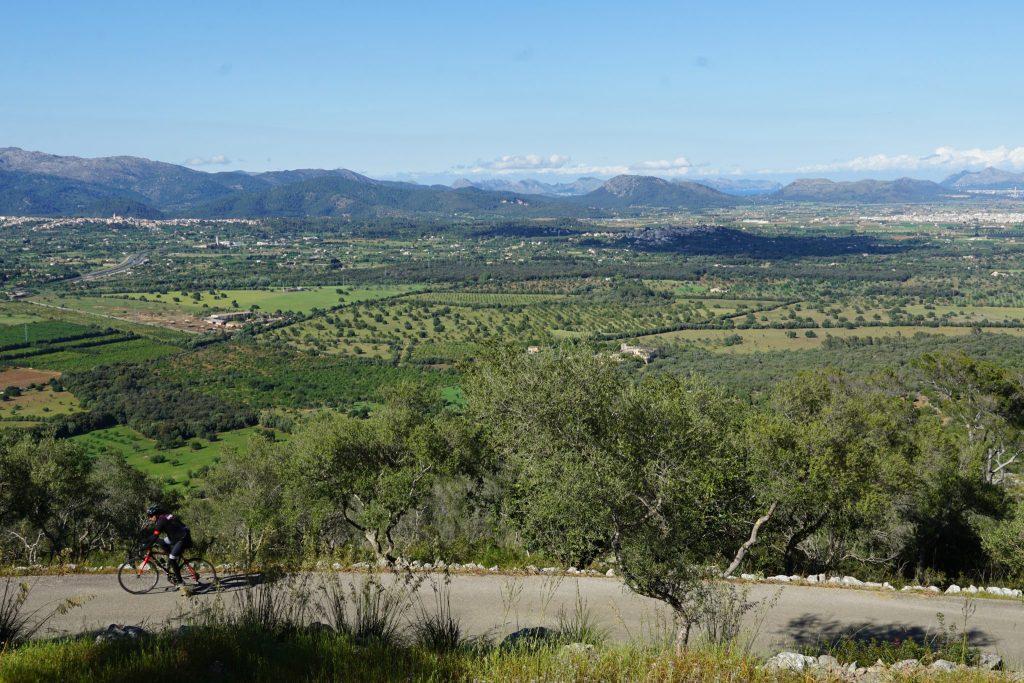 Vistas desde el Puig de Santa Magdalena