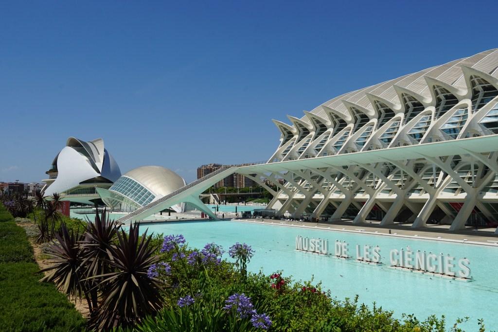 Ciudad de las Artes y de la Ciencias