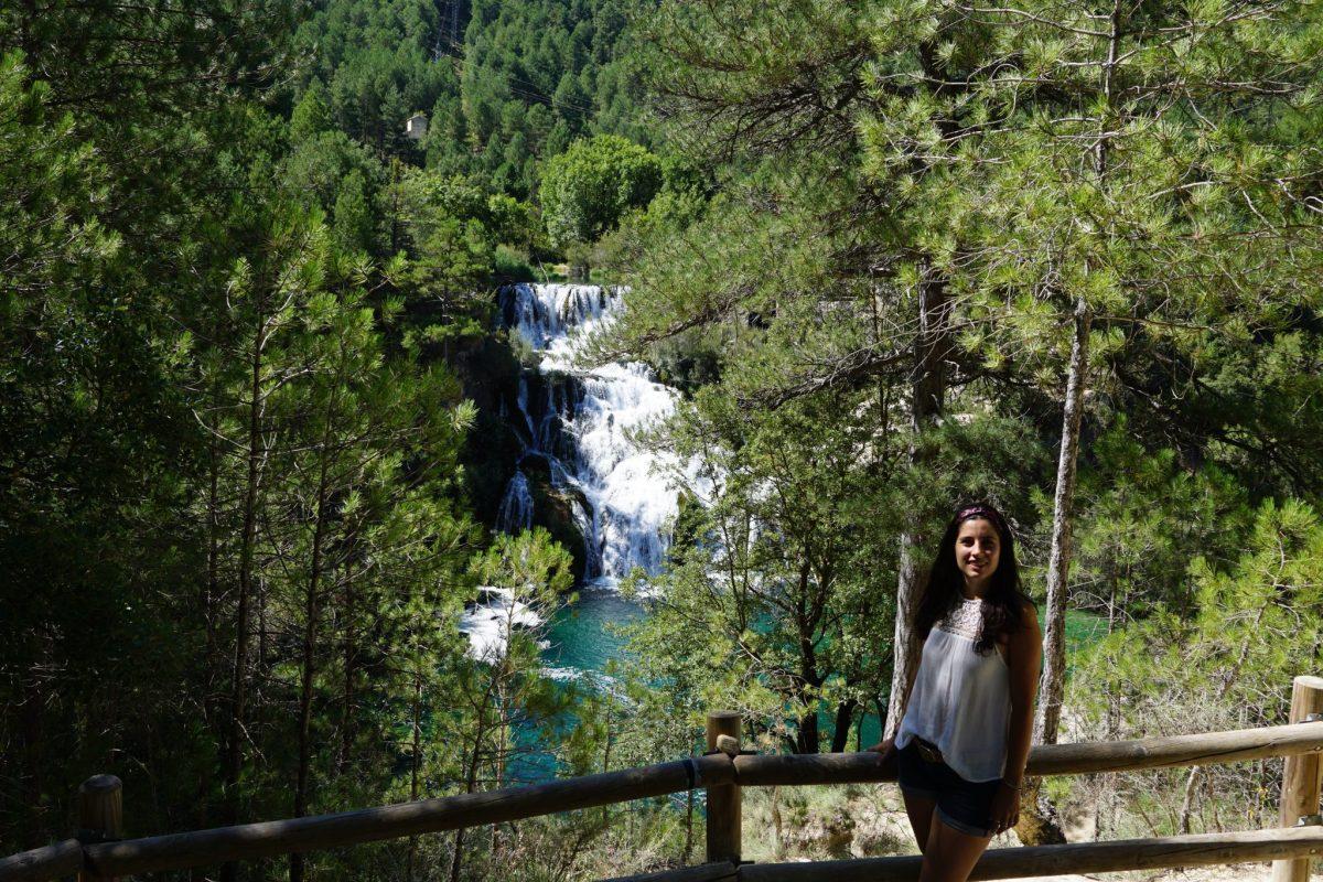 Cascada Salto de Poveda, Guadalajara