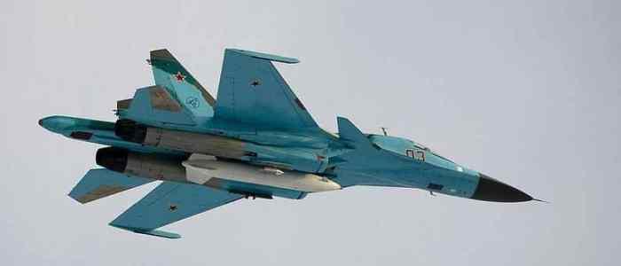 بالفيديو .. الطائرات الحربية الروسية تتدرب على التزود بالوقود فوق المتوسط