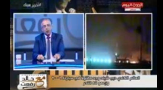 مدير مركز دراسات سياسية يكشف عن غاز غريب استعمل ضد مصر