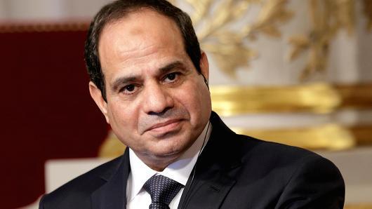 السيسي لـ«المصريين»: «كل سنة وأنتو طيبين»