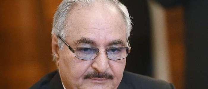 خليفة حفتر: تحرير طرابلس خيار لا مناص منه