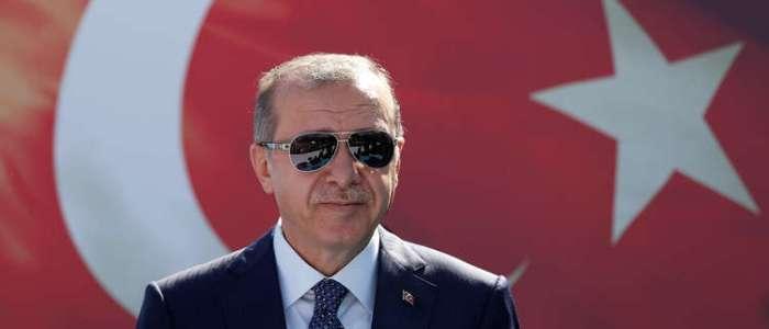 """إردوغان يقول الأمم المتحدة """"انهارت"""" في مواجهة العنف في غزة"""