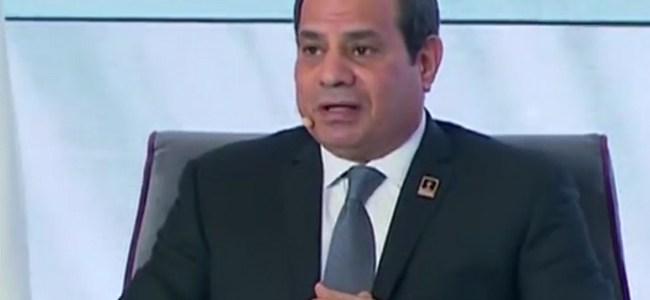 الرئيس السيسي: الروابط بين مصر والسودان خالدة كمجرى النيل
