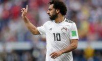 صلاح يصل مصر للانضمام لمعسكر المنتخب