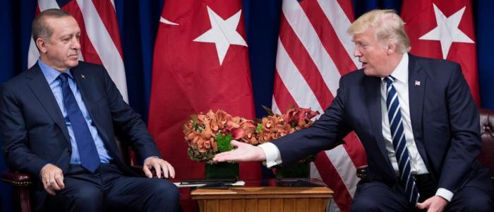 أردوغان يتحدى الولايات المتحدة ويهددها بسامسونج