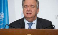 جوتيريش: تنفيذ اتفاق روسيا وتركيا حول إدلب سينقذ حياة 3 ملايين شخص