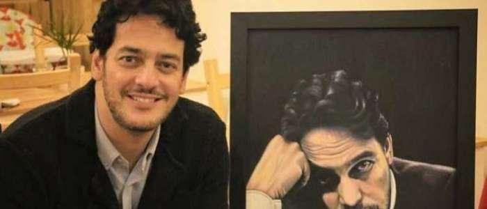 """خالد أبو النجا ينشر صوره عاريا ويؤكد: """"لا تهمني الاتهامات بالشذوذ"""""""