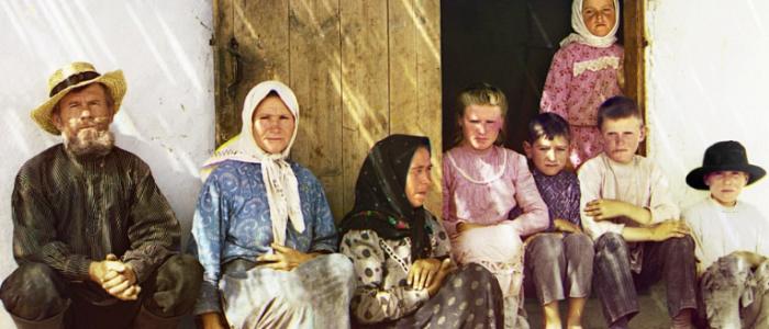 بالصور.. شاهد جمال الإمبراطورية الروسية منذ مائة عام