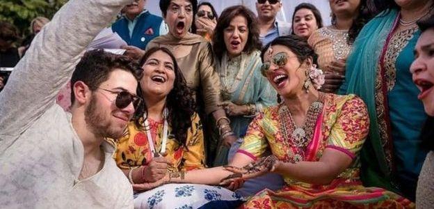 بريانكا تشوبرا ونك جوناس زفافهما 3 أيام بمراسم هندوسية