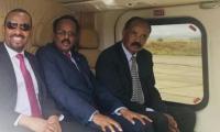 نواب يطالبون بإقالة الرئيس الصومالي لتوقيعه اتفاقيات سرية مع إثيوبيا واريتريا