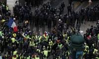السترات الصفراء مي الشارع مجدداً وسط جدل كبير حول تعبئة الجيش الفرنسي
