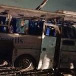 الولايات المتحدة تدين حادث تفجير أتوبيس المريوطية
