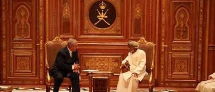 ماذا قال  نتنياهو لقابوس في زيارته الأخيرة لسلطنة عمان؟