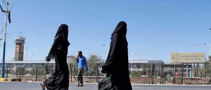 جرائم الحوثيين في حق النساء باليمن