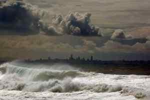 عاصفة تضرب سوريا والأردن ولبنان