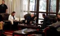 وفد الحوثيين يصل عمان للمشاركة في المفاوضات مع الحكومة اليمنية