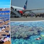 مسئول روسى: استنئاف الرحلات الجوية لكامل المنتجعات المصرية قريبا