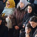 تشييع جثامين سبعة أطفال سوريين قضوا نحبهم في حريق بكندا