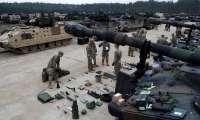 حلف الشمال الأطلسي يبني مستودعات في أوروبا لتخزين أسلحة أمريكية