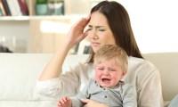 7 أسباب مختلفة لبكاء الأطفال