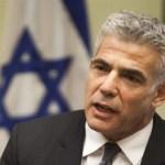 """يائير لابيد: على إسرائيل أن تنتظر زعيماً فلسطينياً يمتلك رؤية """"السادات"""""""