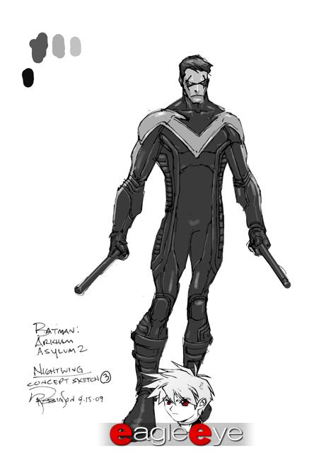 [info] Batman Arkham City: video, imagenes y algo mas