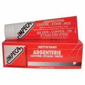 IMPECA Argenterie Cuivre Etain Inox – 100 g