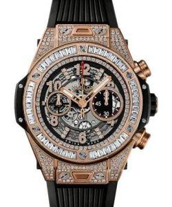 Hublot 411.Ox.1180.RX.0904 Big Bang Unico King Gold Jewellery 45 mm