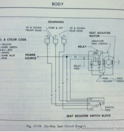 edge the 6 way power seat wiring diagram  [ 1003 x 808 Pixel ]