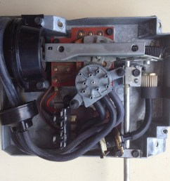 the 1977 1978 eldorado mk ii automatic temperature control programmer [ 1024 x 768 Pixel ]