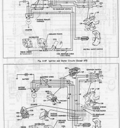 the iginition and starter circuit diagram for the eldorado 693 and the other cadillacs  [ 1024 x 1421 Pixel ]