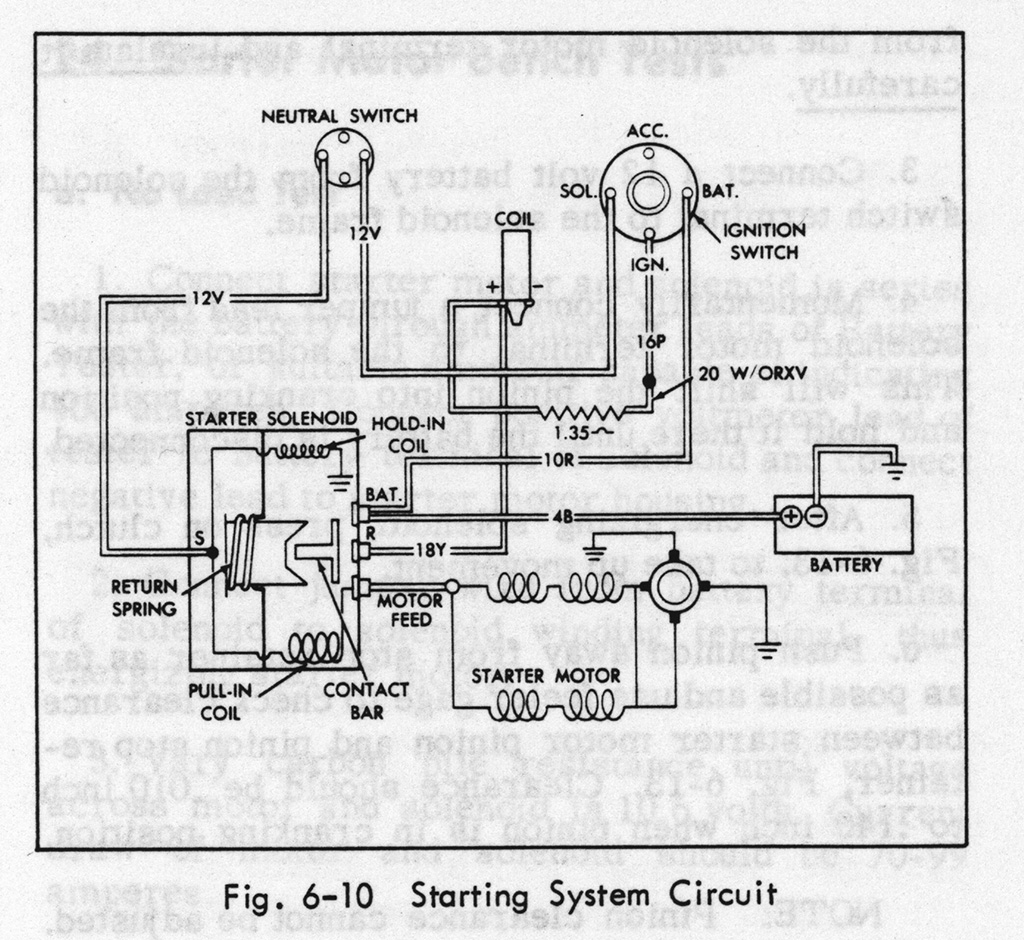 hight resolution of starter diagram geralds 1958 cadillac eldorado seville 1967cadillac deville starter wiring 20