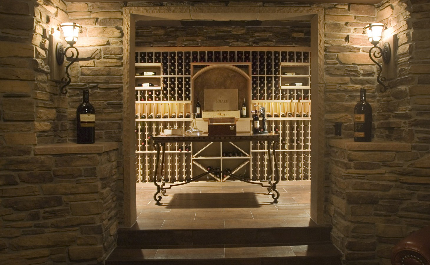 hight resolution of es rustic ledge saratoga int wine cellar 2 sod seattle
