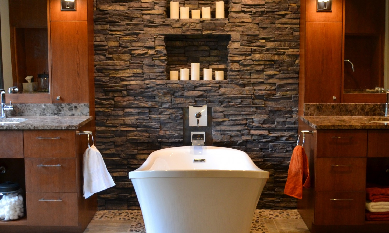 Baths  Eldorado Stone