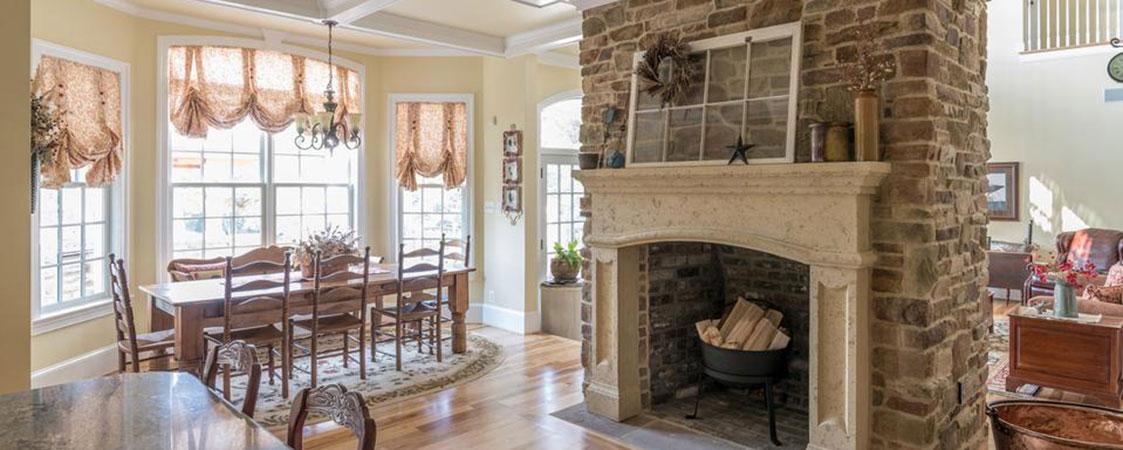 Orchard Cypress Ridge Fireplace