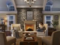 Fireplace Surrounds - Eldorado Stone
