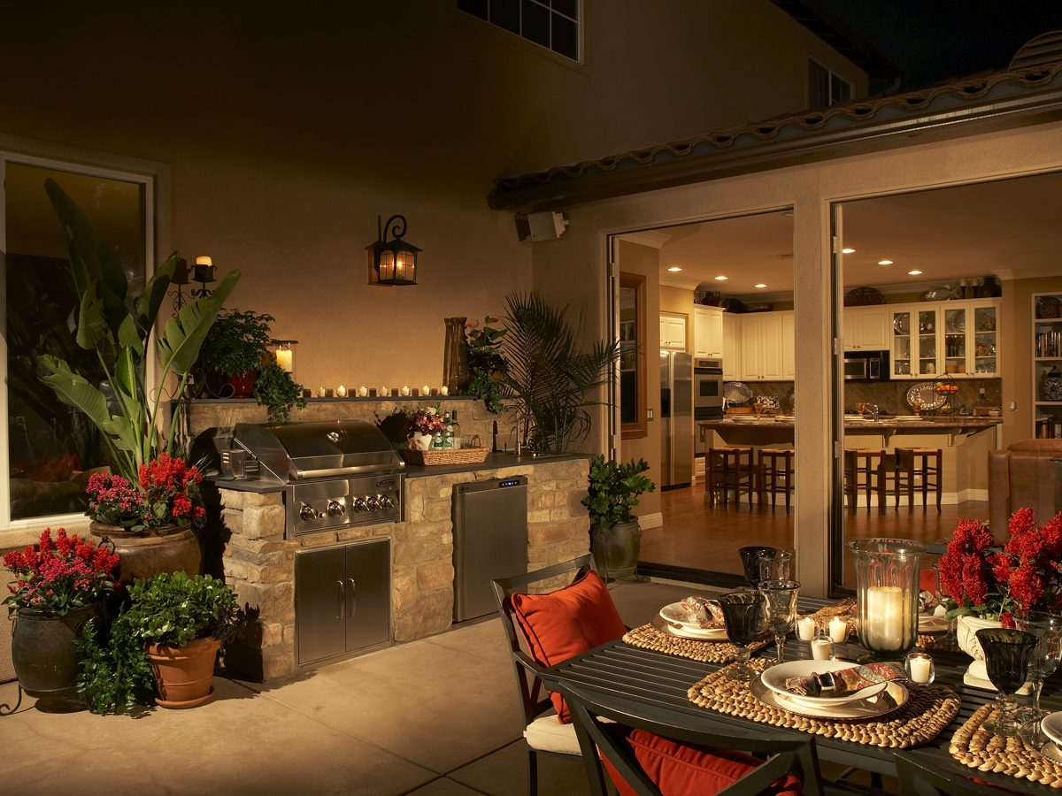 Outdoor Living  Eldorado Stone
